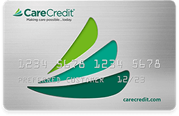 CareCredit card icon